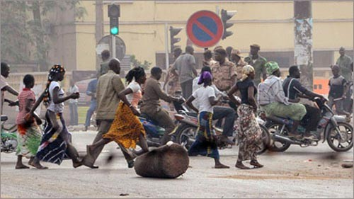 Chaos im westafrikanischen Mali - ảnh 1