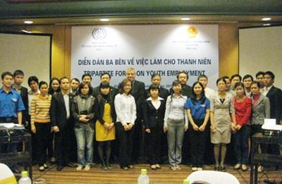 Forum zum Thema Arbeitsplätze für Jugendliche - ảnh 1