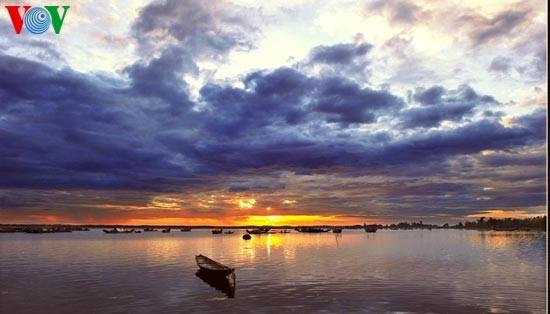 Die romantische Landschaft der Tam Giang Lagune - ảnh 3