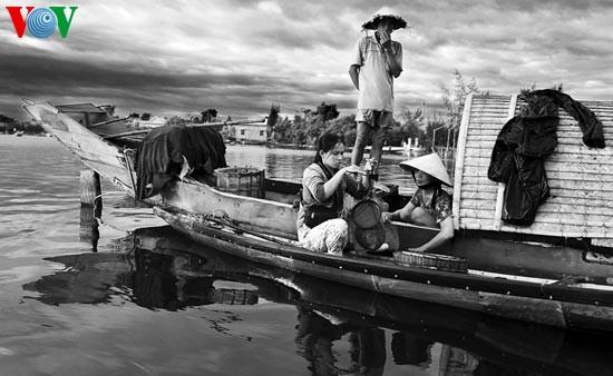 Die romantische Landschaft der Tam Giang Lagune - ảnh 7