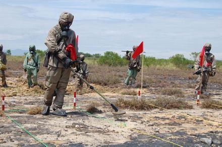 Die USA helfen Vietnam bei der Eindämmung der Dioxinfolgen - ảnh 1