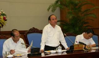 Vize-Premierminister Nguyen Xuan Phuc tagt zur städtischen Verwaltungen - ảnh 1