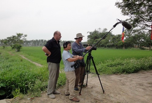 "Dokumentarfilm ""Die Legende vom Hoan-Kiem-See"" - ảnh 1"