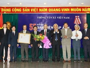 55. Gründungstag der Fotoredaktion der vietnamesischen Nachrichtenagentur - ảnh 1