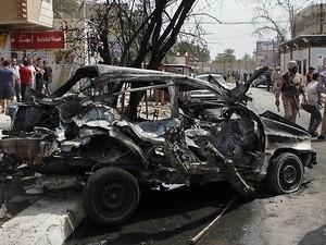 Weitere Gewalt im Irak mit zahlreichen Toten - ảnh 1