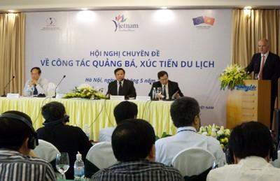Werbung für vietnamesischen Tourismus verstärken - ảnh 1