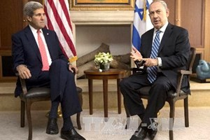 Israel: Kein Fortschritt bei Friedensverhandlung mit Palästina - ảnh 1