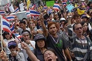 Die thailändische Armee kritisiert die Unruhe - ảnh 1