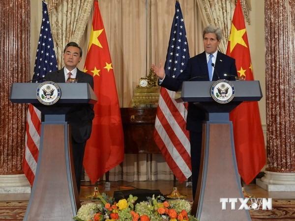 Die USA und China fördern neues Zusammenarbeitsmodell - ảnh 1