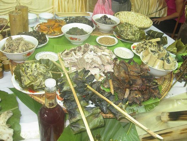 Spezialitäten der Muong in Hoa Binh - ảnh 1