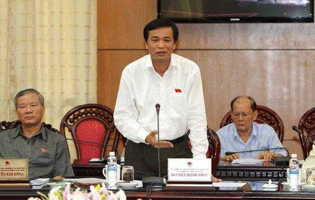 Diskussion über den Gesetzesentwurf für Steuergesetze - ảnh 1