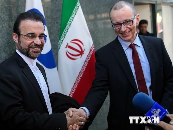 Iran: Gespräch mit IAEA ist konstruktiv - ảnh 1