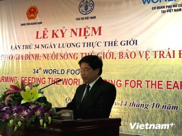 Vietnam will die Landwirtschaft nachhaltig entwickeln - ảnh 1