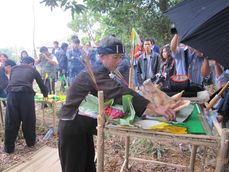 Spirituelle Rituale der Muong - ảnh 2