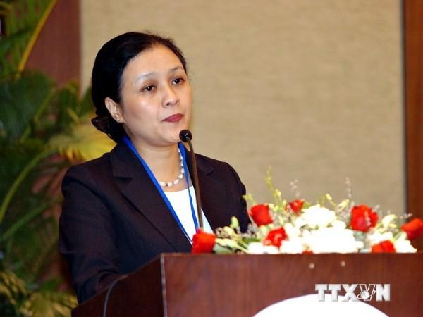 ASEAN hält die Rolle der UNO bei der Entwicklungshilfe als wichtig - ảnh 1