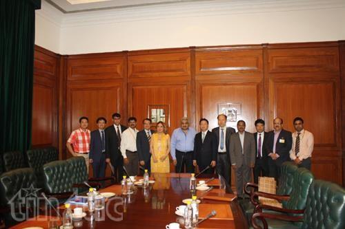 Vietnam und Indien verstärken die Zusammenarbeit im Umweltschutz - ảnh 1