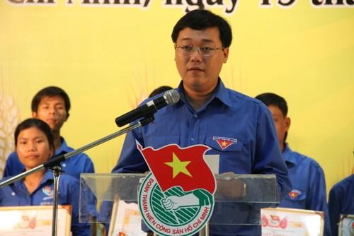 Das Forum der jugendlichen Arbeiter zum Lernen und Arbeiten nach dem Vorbild Ho Chi Minhs - ảnh 1