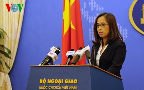 Vietnam kritisiert Argumente zur Spaltung der Beziehungen zwischen Vietnam und Kambodscha - ảnh 1