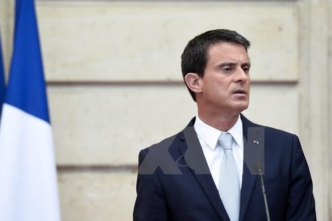 Der französische Premierminister betont das Völkerrecht in der Ostmeer-Frage - ảnh 1