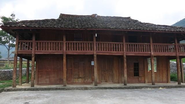 Einzigartige Kulturelemente der Volksgruppe Lo Lo im Kalkplateau Dong Van - ảnh 1