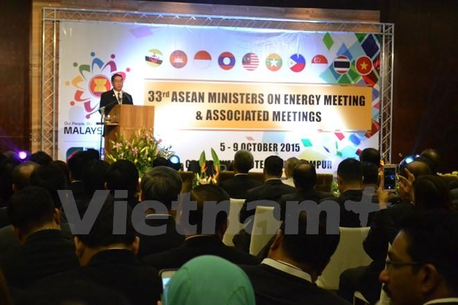Konferenz der ASEAN-Energieminister in Malaysia - ảnh 1