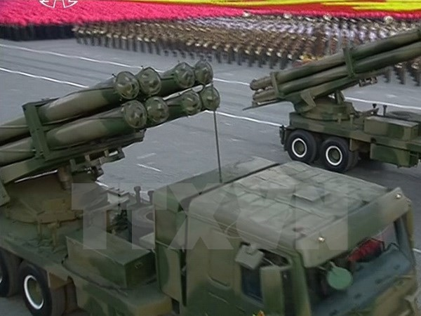 Nordkorea lehnt die Verhandlung zum Stoppen des Atomprogramms ab - ảnh 1