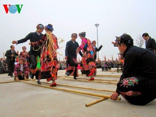 Das Fest zum Regengebet der Lo Lo im Kalkplateau Ha Giang - ảnh 1