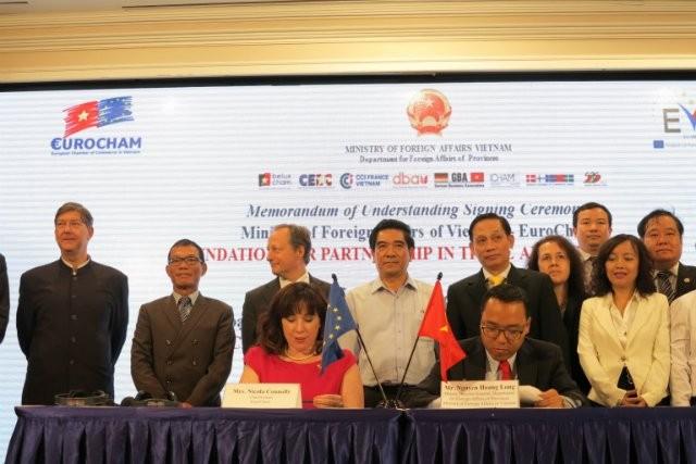 Freihandelsabkommen zwischen Vietnam und der EU: Chance für Unternehmen - ảnh 1