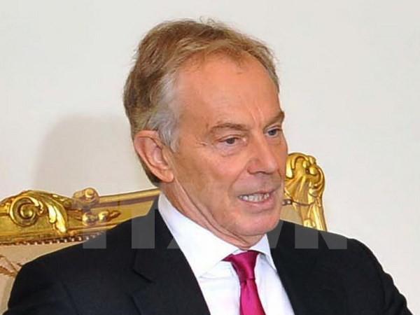 Der britische Ex-Premier Tony Blair räumt Fehler beim Krieg im Irak ein - ảnh 1
