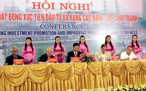 Provinz Quang Ninh erreicht Durchbruch bei der Werbung um Investitionen - ảnh 1
