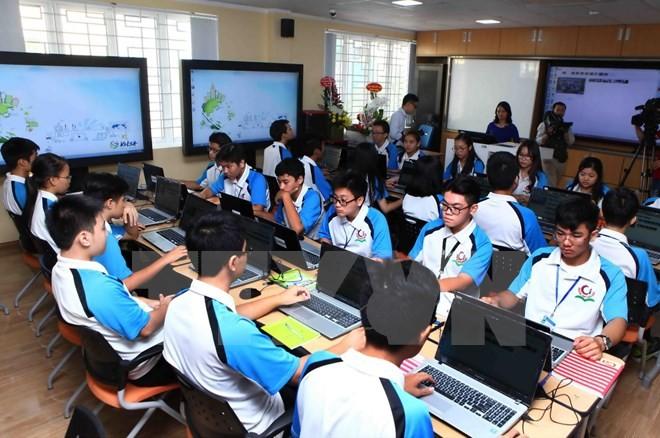Südkorea unterstützt Vietnam bei der IT-Anwendung im Bildungssektor - ảnh 1
