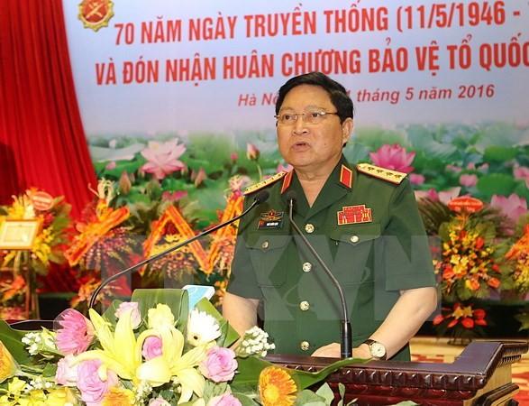 Gipfeltreffen der ASEAN-Verteidigungsminister in Laos - ảnh 1