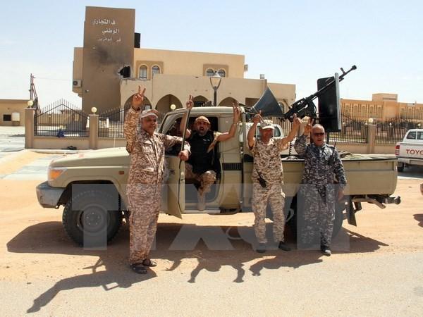 EU unterstützt Libyen beim Kampf gegen Menschenhandel - ảnh 1