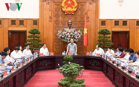 Premierminister: Hai Duong soll die Stärke der Provinz entfalten - ảnh 1