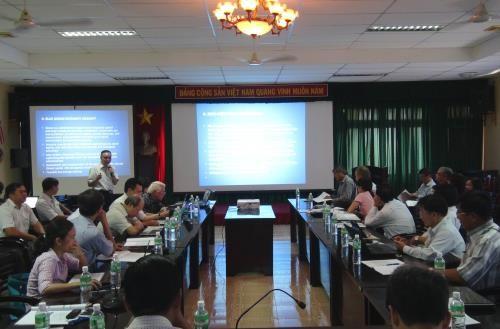 Seminar: Grüne Maßnahmen für die grüne Meereswirtschaft - ảnh 1