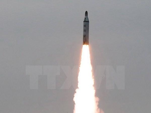 Nordkorea feuert erneut Raketen ab - ảnh 1