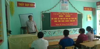 Ha Giang setzt Politik zur Bildungsförderung für Familien der gefallenen Soldaten und Kriegsversehrt - ảnh 1
