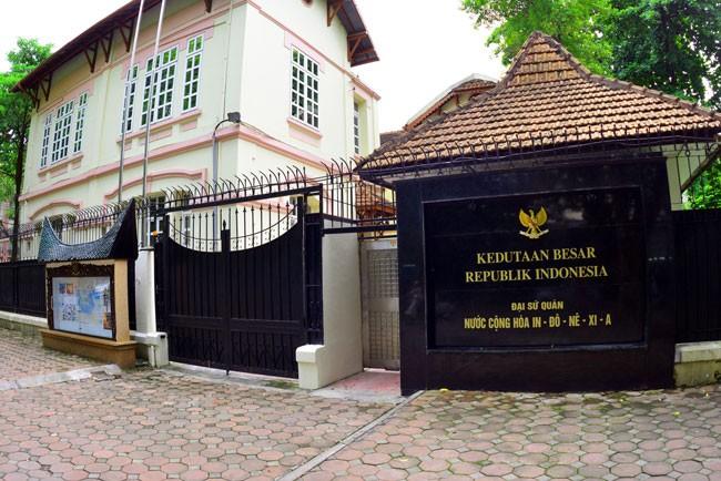 Vize-Premierminister Pham Binh Minh empfängt den indonesischen Botschafter Ibnu Hadi - ảnh 1