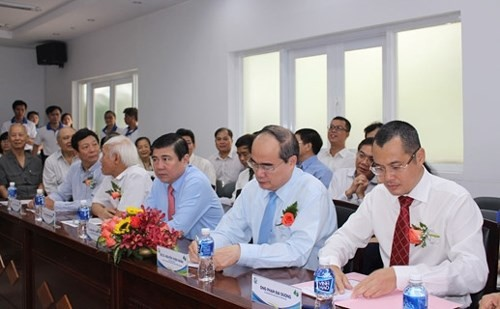 Beste Bedingungen für Wissenschafts- und Technologiezweig in Ho Chi Minh Stadt  - ảnh 1