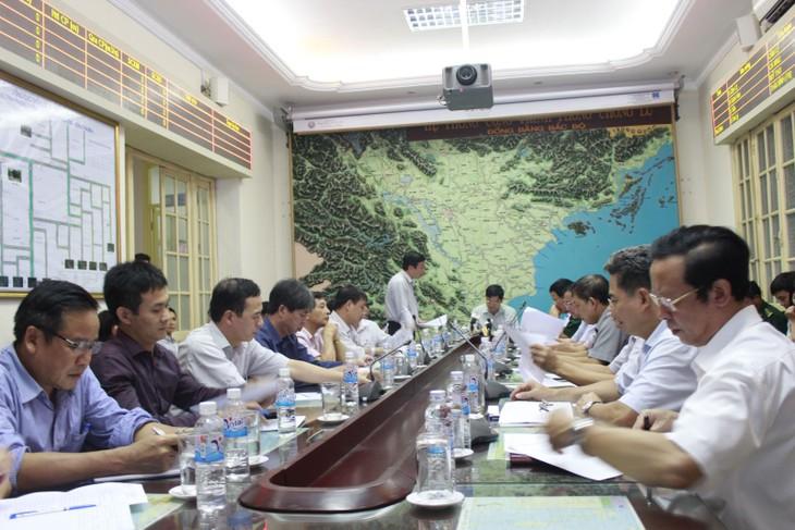 Vietnam beseitigt die Folgen nach dem Taifun Dianmu - ảnh 1