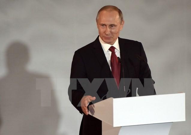 Russland wird die diplomatischen Beziehungen zur Ukraine nicht abbrechen - ảnh 1