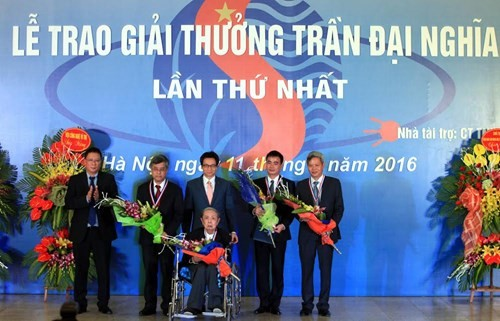 Verleihung des Tran Dai Nghia-Preises - ảnh 1