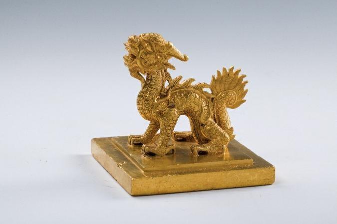"""Eröffnung der Ausstellung """"Schätze der Archäologie Vietnams"""" in Deutschland  - ảnh 1"""