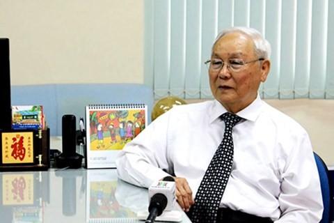 Lehrer Nguyen Trong Vinh – hervorragender Bürger der Hauptstadt - ảnh 1