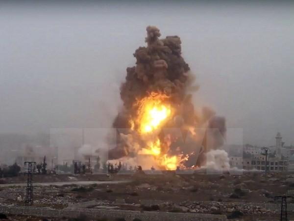 Syrien: Gefechte in Aleppo ist hektisch - ảnh 1
