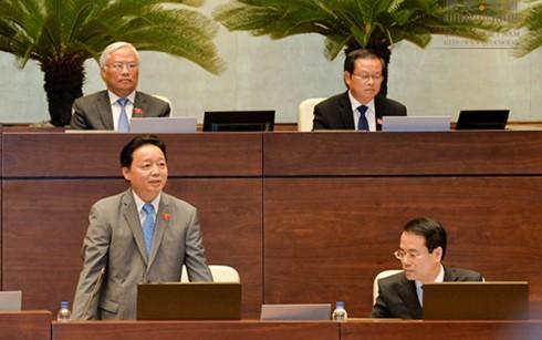 Vietnam verstärkt Widerstandsfähigkeit gegenüber dem Klimawandel - ảnh 1