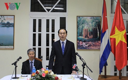Staatspräsident Tran Dai Quang wird Italien besuchen - ảnh 1