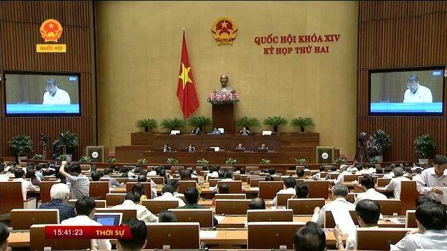 Parlament berät den Gesetzesentwurf zur Bebauungsplanung - ảnh 1