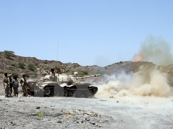 Die von Saudi-Arabien angeführte Militärkoalition will die Feuerpause in Jemen nicht verlängern - ảnh 1