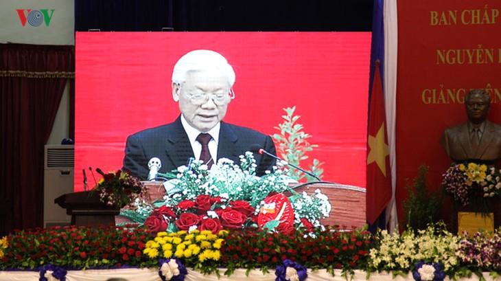Die jungen Generationen sollen zur Entwicklung der Beziehungen zwischen Vietnam und Laos beitragen - ảnh 1